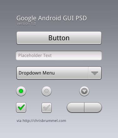 iphone androidアプリのモックアップ作りに便利なpsd ai icon配布