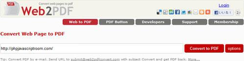 php pdf 表示 webページ